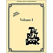 Hal Leonard The Real Book Volume 1 Sixth Edition C Instruments CD-Rom/Pkg