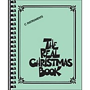 Hal Leonard The Real Christmas Book C Edition