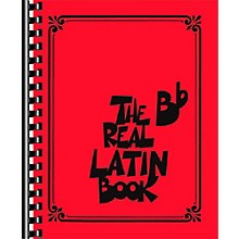 Hal Leonard The Real Latin Book - B Flat Edition Fake Book