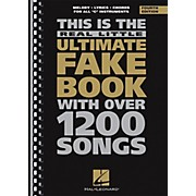 Hal Leonard The Real Little Ultimate Fake Book – 4th Edition – C Edition