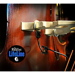 The Realist Lifeline Piezo Double Bass Pickup (RLSTLL1)