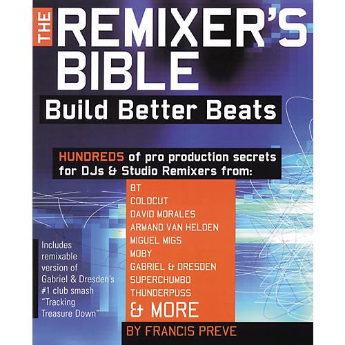 Hal Leonard The Remixer's Bible Book (Book/CD)-thumbnail