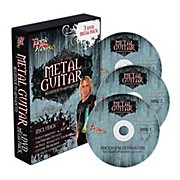 Hal Leonard The Rock House Method Metal Guitar Mega Pack (3-DVD Set)
