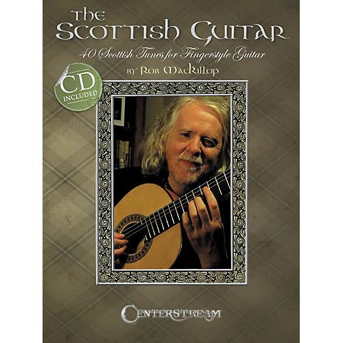 Centerstream Publishing The Scottish Guitar: 40 Scottish Tunes For Fingerstyle Guitar (Book/CD)-thumbnail