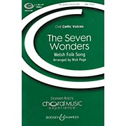 Boosey and Hawkes The Seven Wonders (CME Celtic Voices) SSA arranged by Nick Page