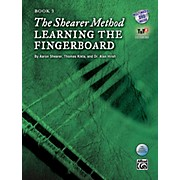 Alfred The Shearer Method Book 3: Learning the Fingerboard Book & DVD