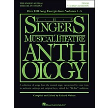 Hal Leonard The Singer's Musical Theatre Anthology Tenor 16 Bar Audition