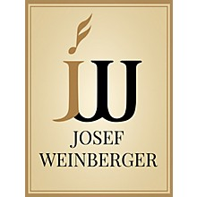 Joseph Weinberger The Snow Wolf (A Cassation for Audience and Orchestra (Piano)) CHORAL SCORE by Malcolm Williamson