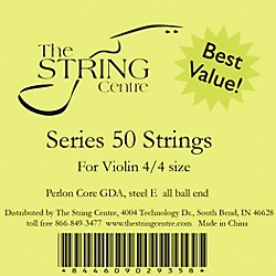 The String Centre Series 50 Violin string set (SC50VN34)