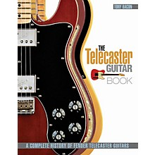 Hal Leonard The Telecaster Guitar Book - A Complete History Of Fender Telecaster Guitars