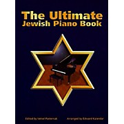 Tara Publications The Ultimate Jewish Piano Book Tara Books Series