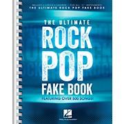 Hal Leonard The Ultimate Rock Pop Fake Book for C Instruments