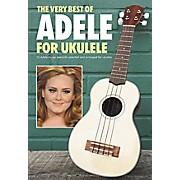 Hal Leonard The Very Best Of Adele For Ukulele