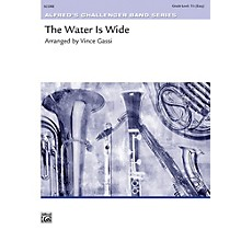 Alfred The Water Is Wide Concert Band Grade 1.5 Set