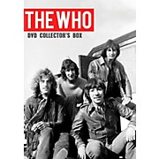 Hal Leonard The Who - Collector's Box 2 DVD Set