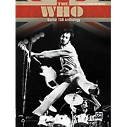 Alfred The Who Guitar TAB Anthology Book