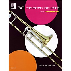 Theodore Presser 30 Modern Studies For Trombone (Book) (UE021317)