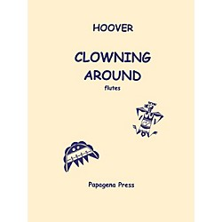 Theodore Presser Clowning Around (Book + Sheet Music) (PP187)