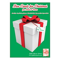 Theodore Presser Five Carols For Christmas (Book + Sheet Music) (FP-GS51)