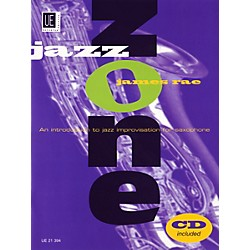 Theodore Presser Jazz Zone - Saxophone (Book/CD) (UE021394)