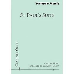 Theodore Presser St Paul's Suite (Book + Sheet Music) (SM-C98G)