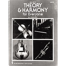 Mel Bay Theory & Harmony for Everyone