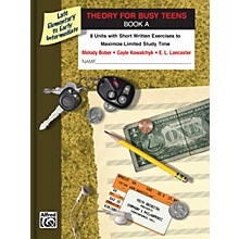 Alfred Theory for Busy Teens Book A