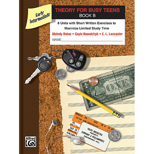Alfred Theory for Busy Teens Book B-thumbnail