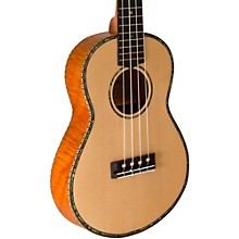 Lanikai Thinline Solid Spruce Top TunaUke Equipped Concert Ukulele