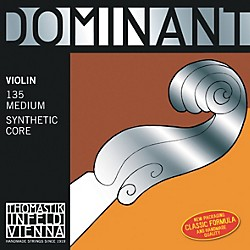 Thomastik Dominant 4/4 Size Violin Strings (135)