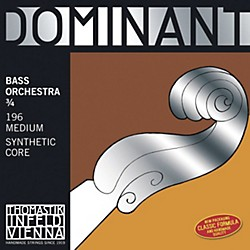 Thomastik Dominant Bass Strings (196)