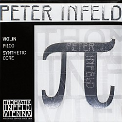 Thomastik Peter Infeld 4/4 Size Violin Strings (PI01PT)