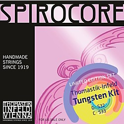Thomastik Spirocore Cello Tungsten G&C Value Pack (S32S33)