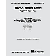 Second Floor Music Three Blind Mice (Sextet) Jazz Band Level 4-5 Composed by Curtis Fuller