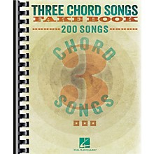 Hal Leonard Three Chord Songs Fake Book