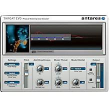 Antares Throat EVO (VST/ AU/ RTAS) Software Download