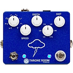 Throne Room Pedals Throne Room Tremolo Guitar Effects Pedal (TRP-TRT)