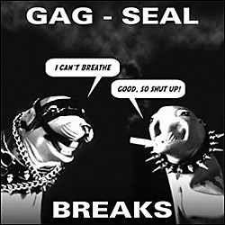 Thud Rumble DJ Qbert Gag Seal Breaks (GAGS001)