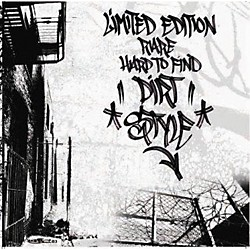 Thud Rumble Rare Limited Edition Hard to Find Dirtystyle Record (HARD001)