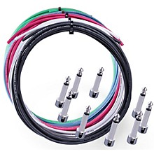 Lava Tightrope Solder-Free Cable Kit with 10 Right Angle Plugs
