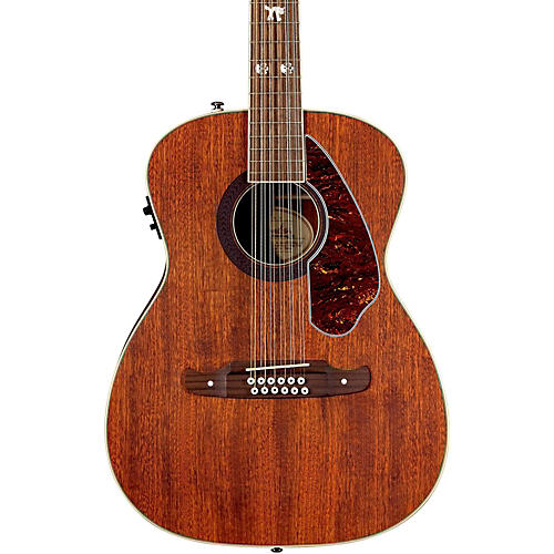 Fender Tim Armstrong Hellcat 12-String Acoustic-Electric Guitar Natural