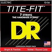 DR Strings Tite-Fit MT7-10 Medium 7-String Nickel Plated Electric Guitar Strings