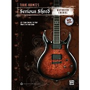 Alfred Tobias Hurwitzs Serious Shred: - Advanced Chords Book & DVD