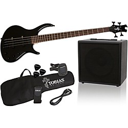 Tobias Toby Bass Performance Pack (PPBG-EBD4EBBH1-US)