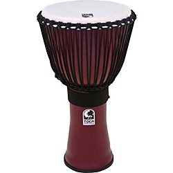 Toca Freestyle II Rope-Tuned Djembe (TF2DJ-14RB)