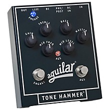 Aguilar Tone Hammer Preamp / Direct Box Bass Pedal