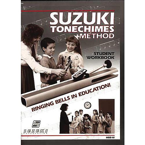 Suzuki ToneChimes Music Books Volume 1 to 5 Student Workbook