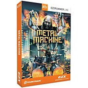Toontrack Toontrack Metal Machine EZX Software Download
