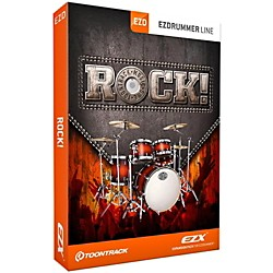 Toontrack Rock! EZX Software Download (TT265SN)