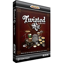 Toontrack Twisted Kit EZX (TT113SN)